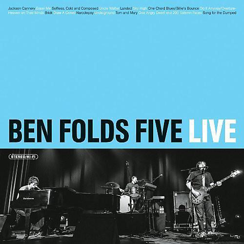 Alliance Ben Folds - Live