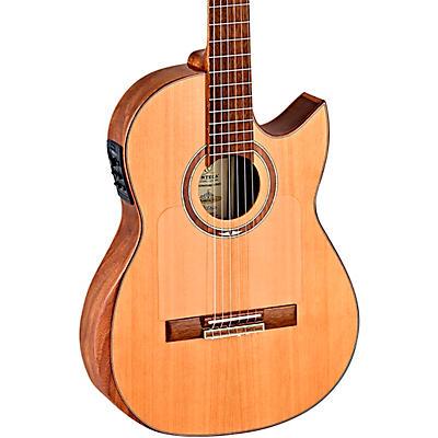 Ortega Ben Woods Flametal-Two Signature Flamenco Guitar