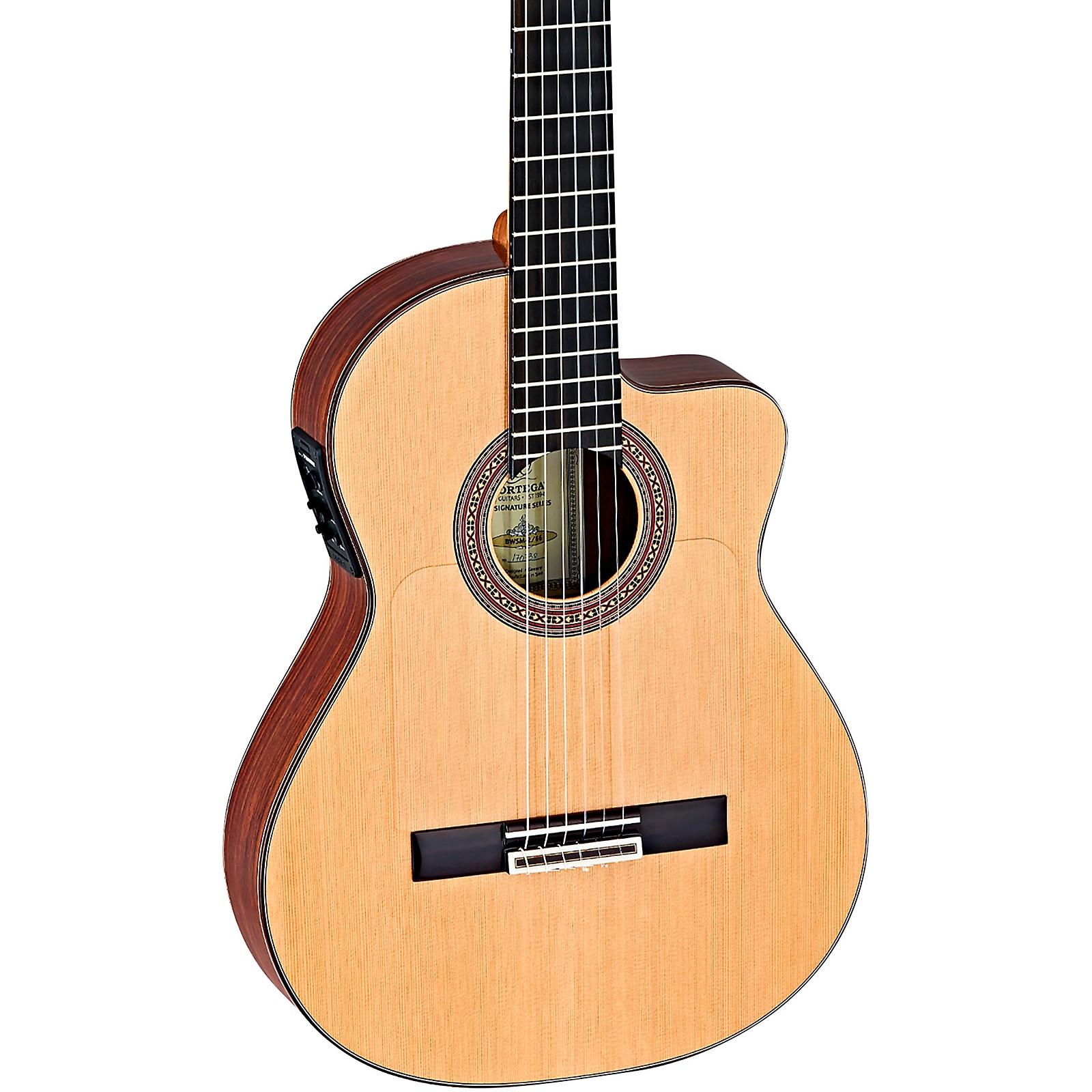 Ortega Ben Woods Signature Nylon String Flamenco Guitar
