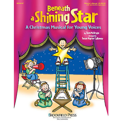 Brookfield Beneath a Shining Star CD 10-PAK Composed by Susan Naylor Callaway