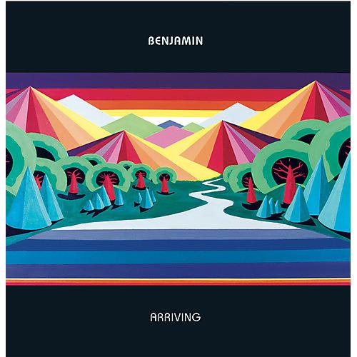 Alliance Benjamin - Arriving
