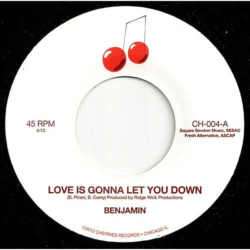Alliance Benjamin - Love Is Gonna Let You Down / Not A Moment Too Soon