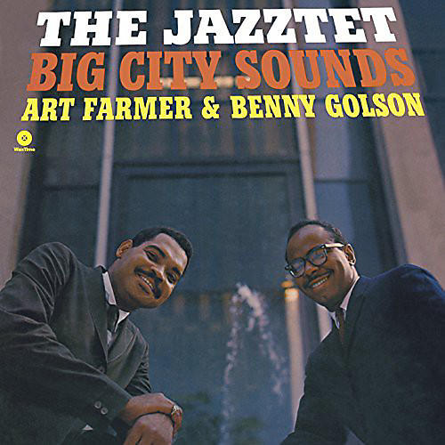 Alliance Benny Golson - Jazztet Big City Sounds