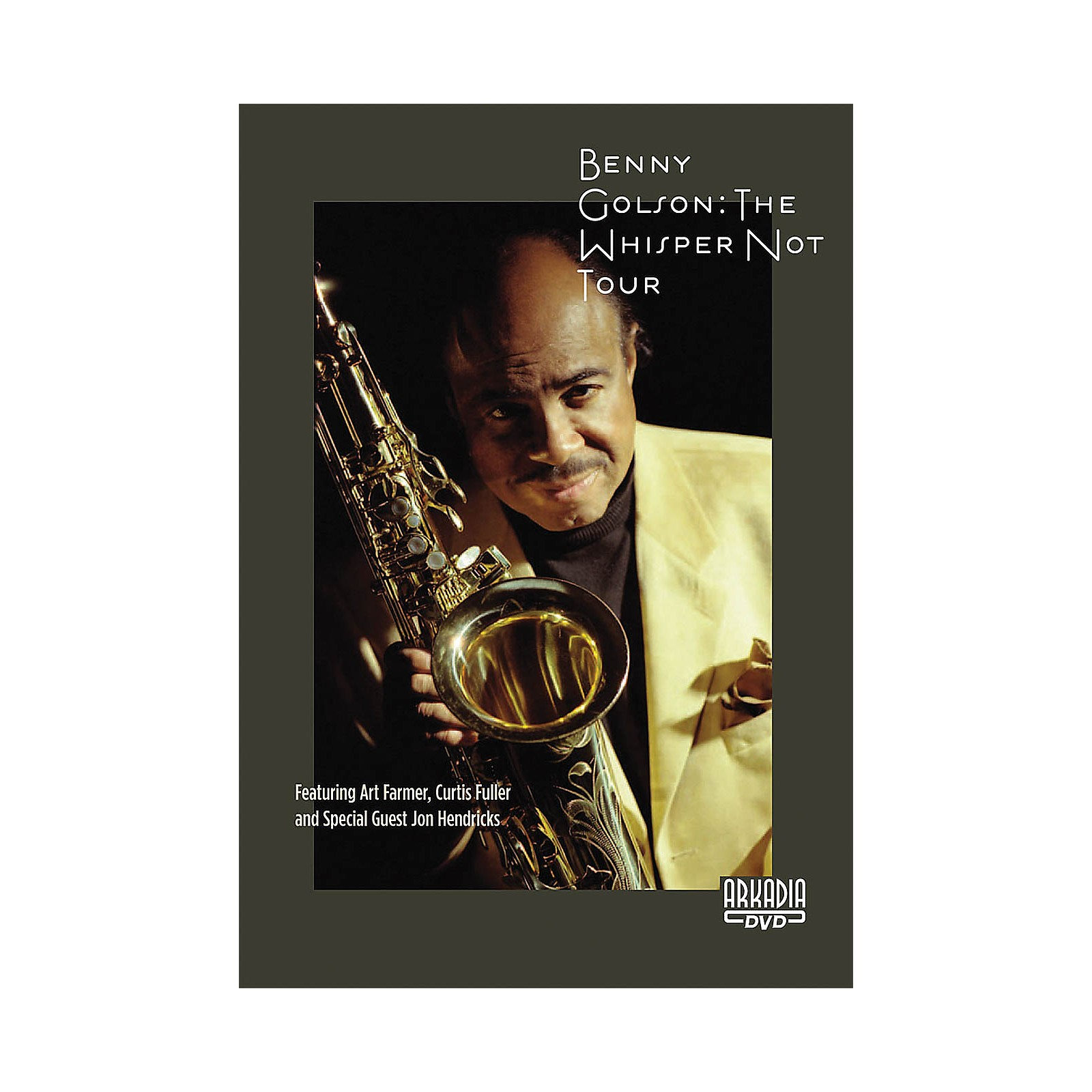 View Video Benny Golson - The Whisper Not Tour Live/DVD Series DVD Performed by Benny Golson