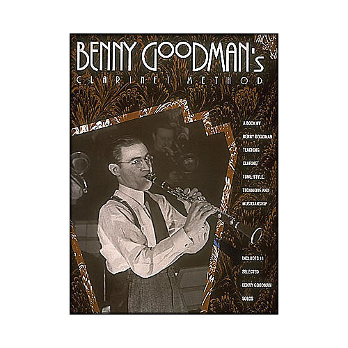 Hal Leonard Benny Goodman Clarinet Method