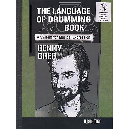 Hudson Music Benny Greb - The Language Of Drumming Book/CD