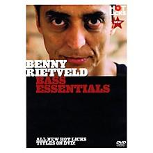 Music Sales Benny Rietveld - Bass Essentials DVD