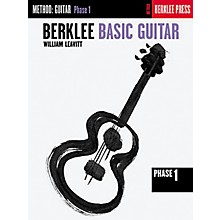 Hal Leonard Berklee Basic Guitar - Phase 1