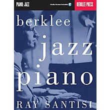 Berklee Press Berklee Jazz Piano Berklee Guide Series Softcover Audio Online Written by Ray Santisi