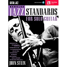 Berklee Press Berklee Jazz Standards For Solo Guitar - Berklee Press Book/Online Audio