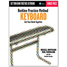 Hal Leonard Berklee Practice Method: Keyboard Book/Online Audio