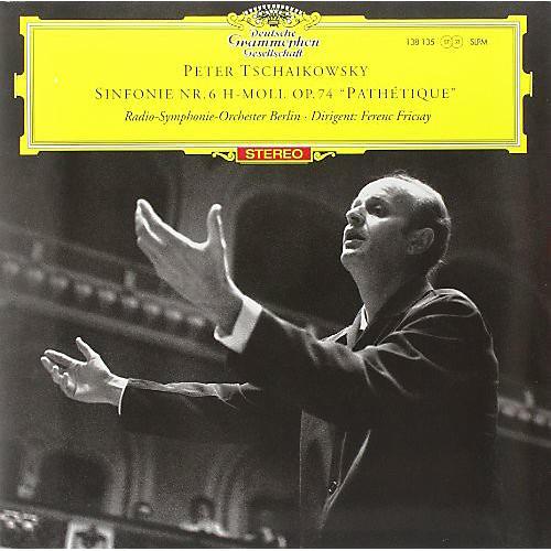 Alliance Berlin Radio Symphony Orchestra - Tchaikovsky: Sym No 6