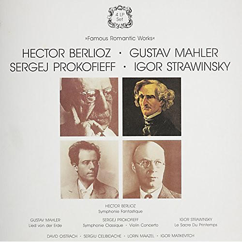 Alliance Berlioz - Famous Romantic Works