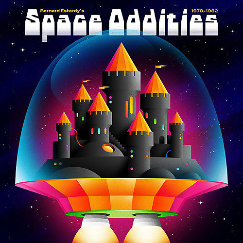 Alliance Bernard Estardy - Bernard Estardy's Space Oddities