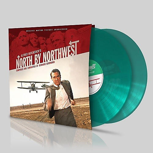 Alliance Bernard Herrmann - North By Northwest (original Soundtrack)