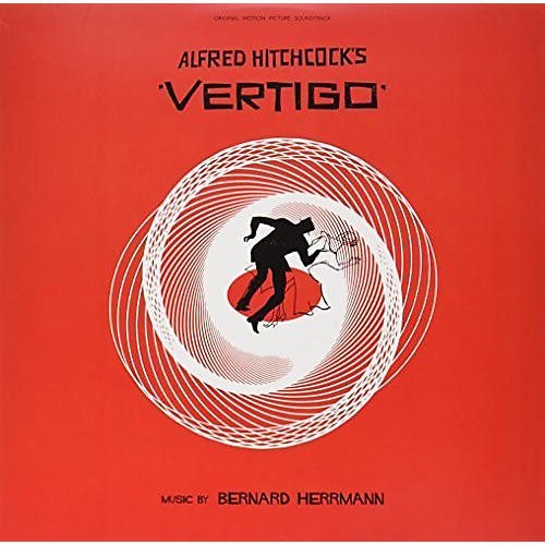 Alliance Bernard Herrmann - Vertigo (Original Soundtrack)
