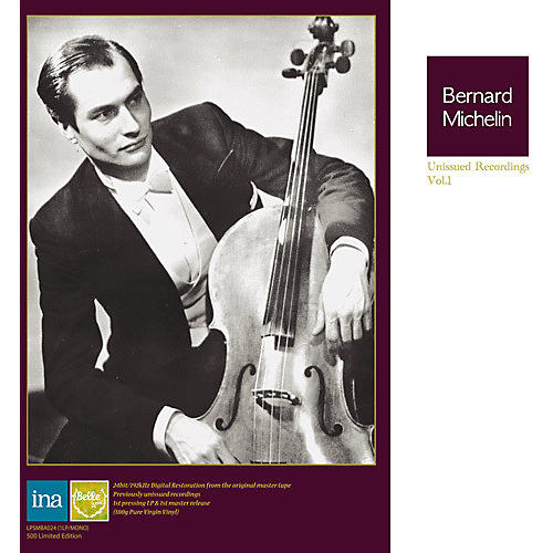 Alliance Bernard Michelin - Unissued Recordings 1