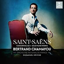 Bertrand Chamayou - Saint-saens: Piano Concertos Nos. 2 & 5 Pieces for solo piano