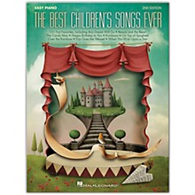 Hal Leonard Best Children's Songs Ever for Easy Piano - 2nd Edition