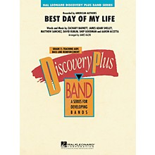 Hal Leonard Best Day of My Life - Discovery Plus Concert Band Series Level 2 arranged by James Kazik