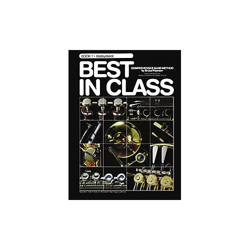 KJOS Best In Class 1 Clarinet