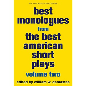 The Best American Short Plays 2001