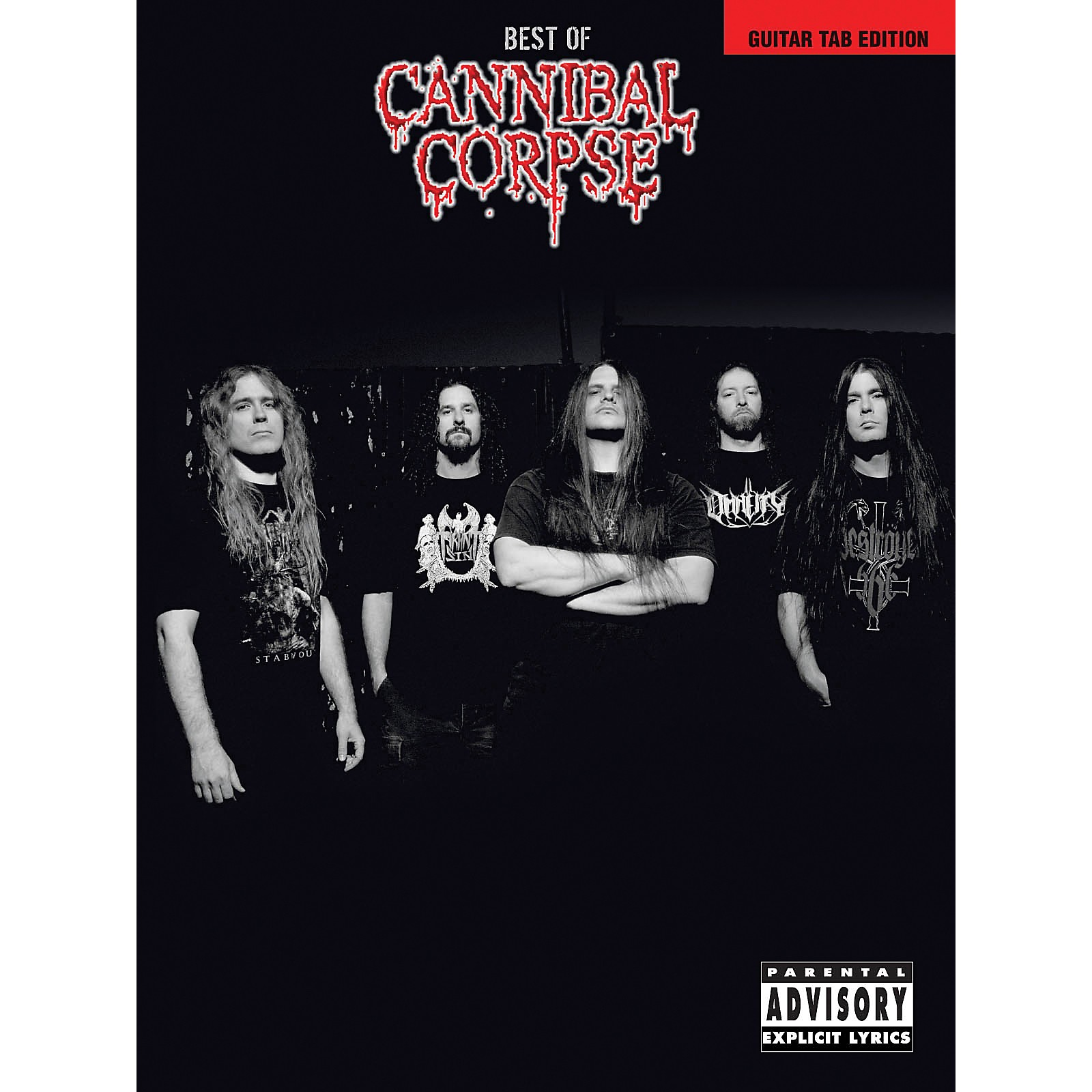 Hal Leonard Best Of Cannibal Corpse Songbook Musician S Friend