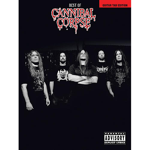 Hal Leonard Best Of Cannibal Corpse Songbook