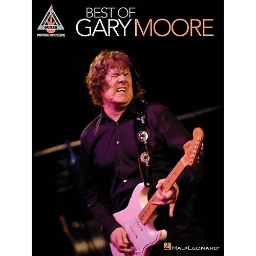 Hal Leonard Best Of Gary Moore Guitar Tab Songbook
