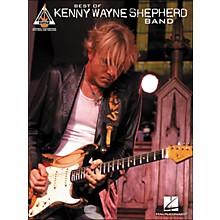 Hal Leonard Best Of Kenny Wayne Shepherd Band Tab Book