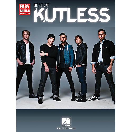 Hal Leonard Best Of Kutless - Easy Guitar Songbook (With Tab)