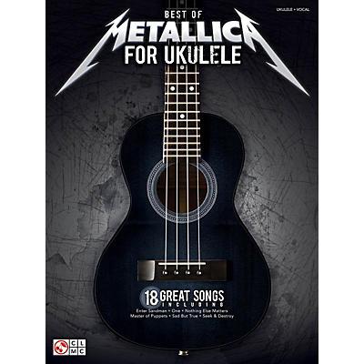 Cherry Lane Best Of Metallica For Ukulele