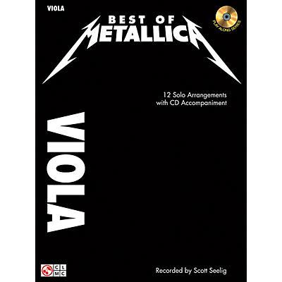 Cherry Lane Best Of Metallica Viola