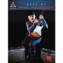 Hal Leonard Best Of Phil Keaggy Tab Book