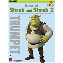 Cherry Lane Best Of Shrek And Shrek 2 for Trumpet Book/CD