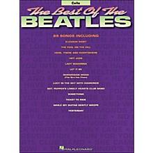 Hal Leonard Best Of The Beatles Cello