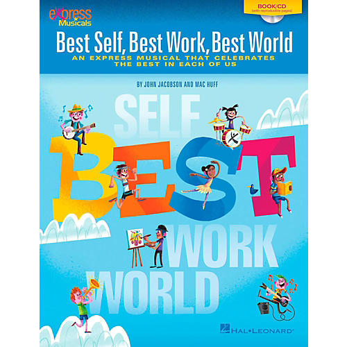 Hal Leonard Best Self, Best Work, Best World Book/Enhanced CD