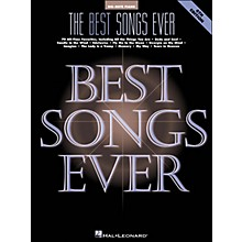 Hal Leonard Best Songs Ever 6Th Edition for Big Note Piano