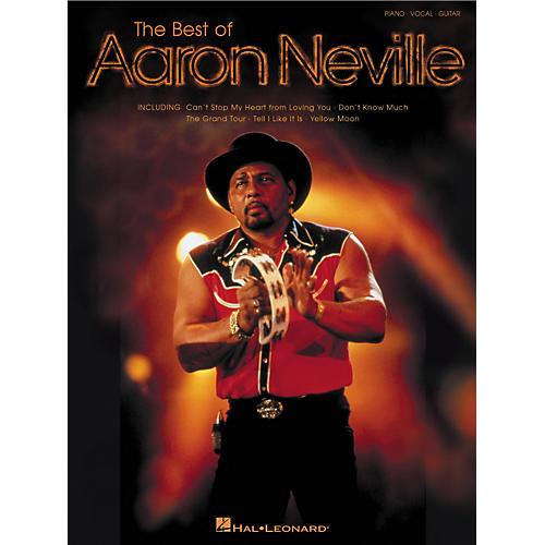 Hal Leonard Best of Aaron Neville Piano, Vocal, Guitar Songbook