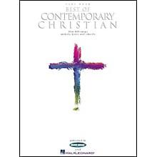 Hal Leonard Best of Contemporary Christian Fake Book