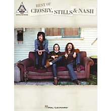 Hal Leonard Best of Crosby Stills & Nash Guitar Tab Songbook