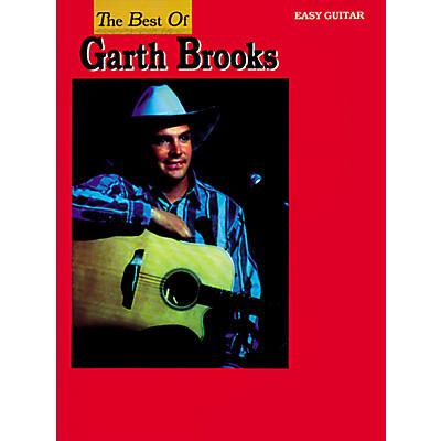 Alfred Best of Garth Brooks Guitar Tab Songbook