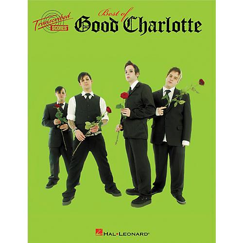 Hal Leonard Best of Good Charlotte (Bass / Drums / Guitar Book)