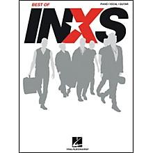 Hal Leonard Best of INXS Piano/Vocal/Guitar Artist Songbook