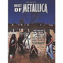 Cherry Lane Best of Metallica Book
