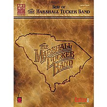 Hal Leonard Best of The Marshall Tucker Band Guitar Tab Book