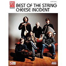 Cherry Lane Best of the String Cheese Incident Play It Like It Is Series Softcover by String Cheese Incident