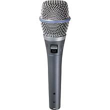 Open BoxShure Beta 87C Cardioid Condenser Microphone