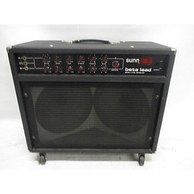 Sunn Beta Lead Guitar Combo Amp