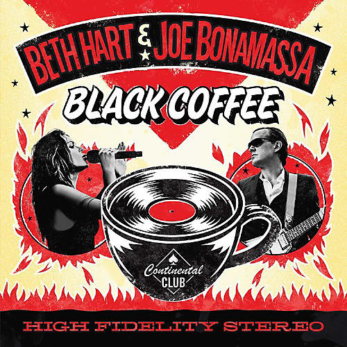 Alliance Beth Hart and Joe Bonamassa - Black Coffee